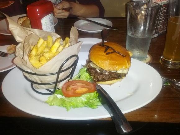 Primetime burger