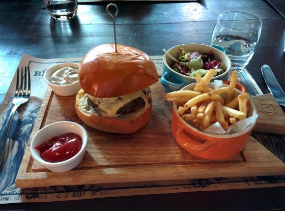 Butcher's Wagyu Beef Burger