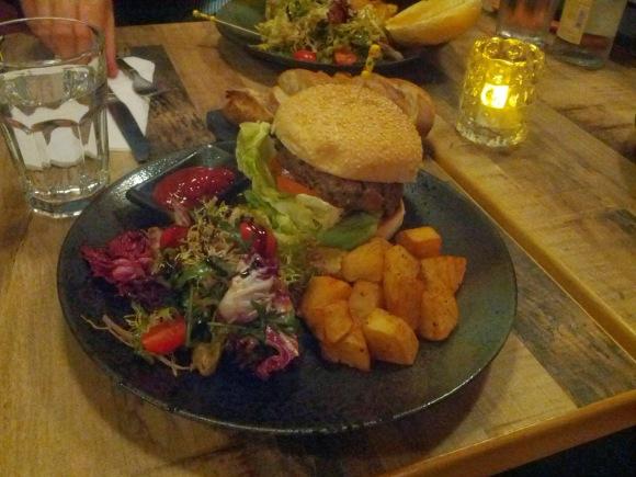 Aberdeen burger