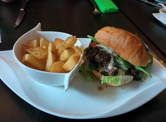 238 Burger