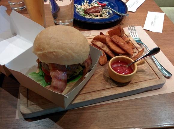 McHarlan Burger